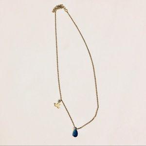 H&M Peace Dove Necklace